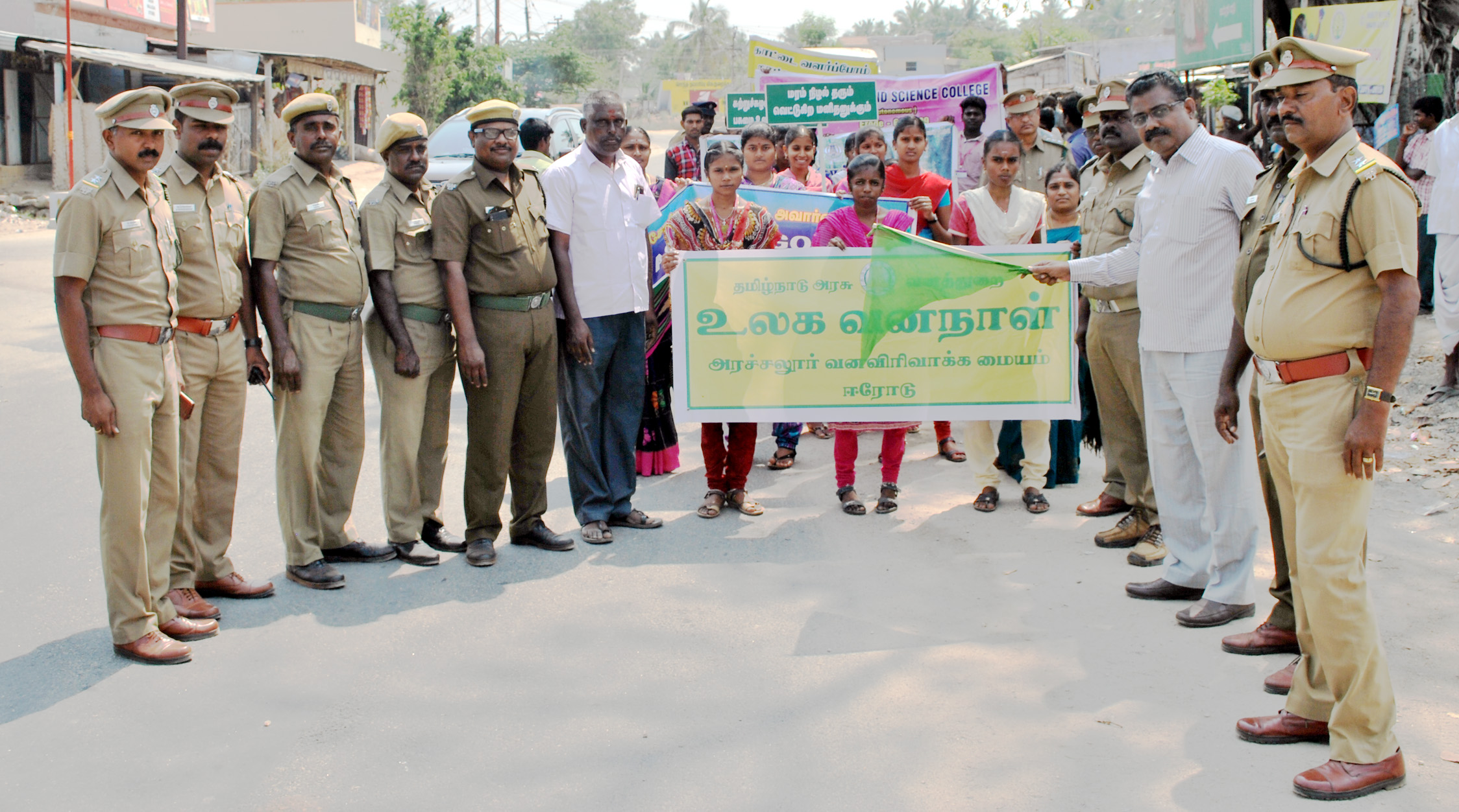 World Forest Day Rally
